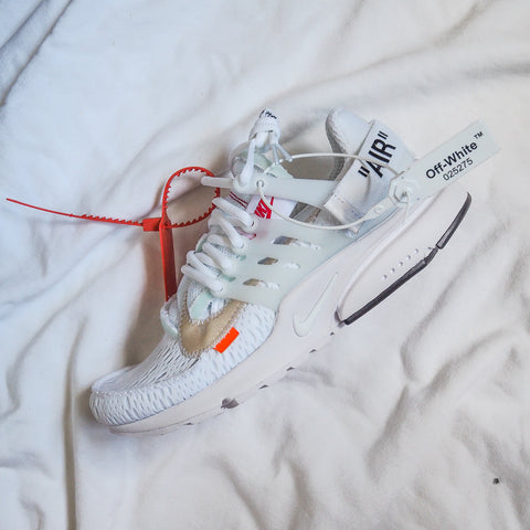 Nike Air Presto X Off-White White