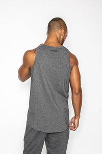 VIA FORTIS ICON TANK TOP GREY