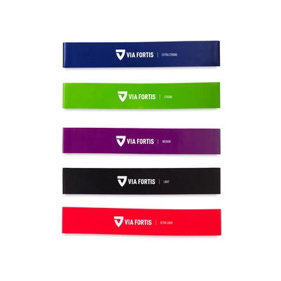 VIA FORTIS Mini Loop Band Set