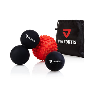 VIA FORTIS Massageball Set