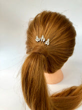 Load image into Gallery viewer, Crystal UPDO Hair Pins | Gold Bridal Pins, Sparkling Rhinestone Updo Hair Pins