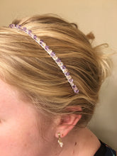 Load image into Gallery viewer, DEANNA - *CUSTOMIZED* Crystal Headband