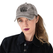 Load image into Gallery viewer, Eden's Vintage Hat (2 colors available)