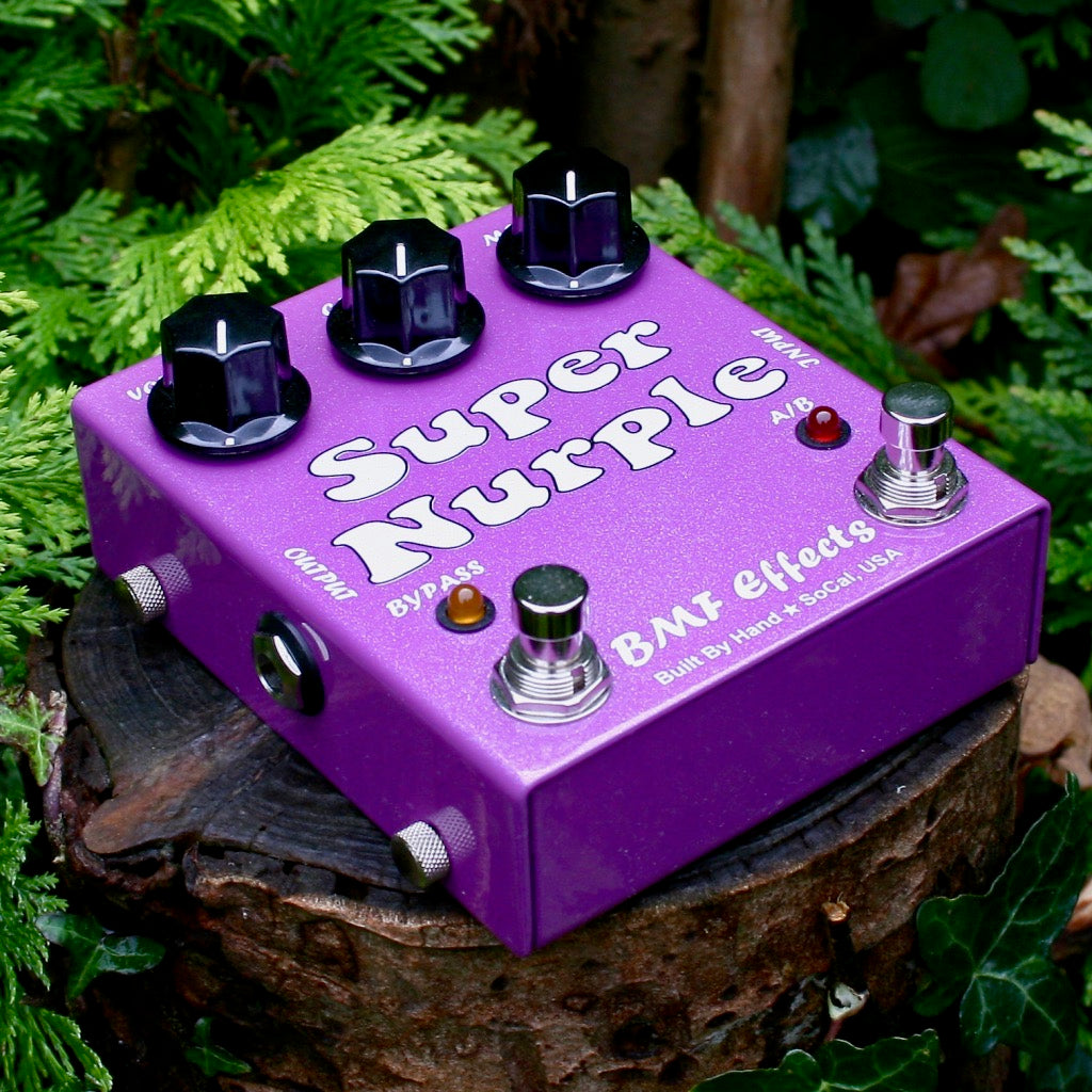 Super Nurple Dual Overdrive