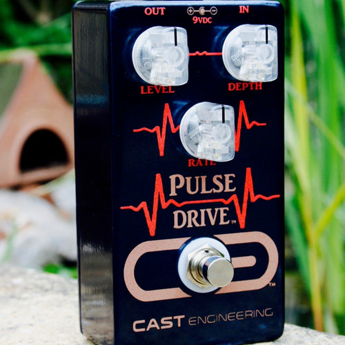 Pulse Drive Tremolo