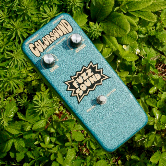 Colorsound Fuzz Sound By Pigdog