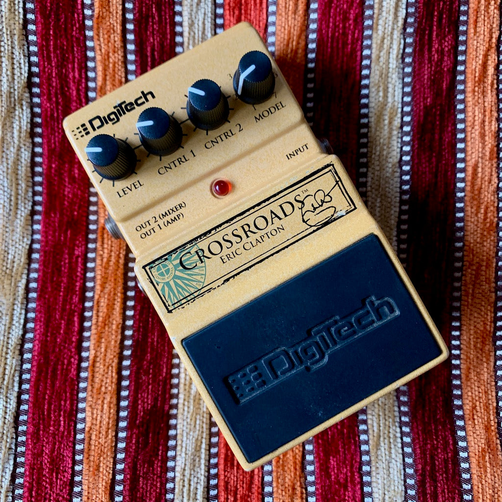 Crossroads Eric Clapton Overdrive