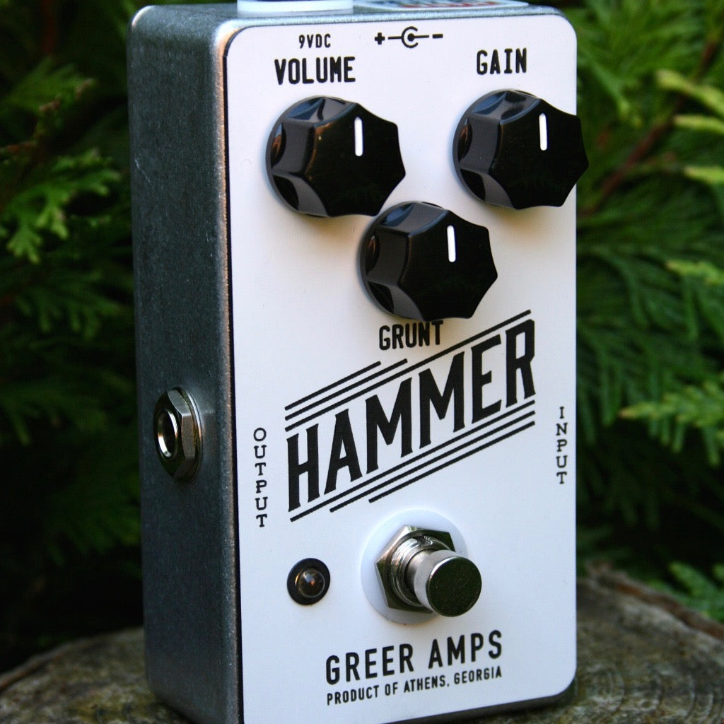 Hammer Distortion