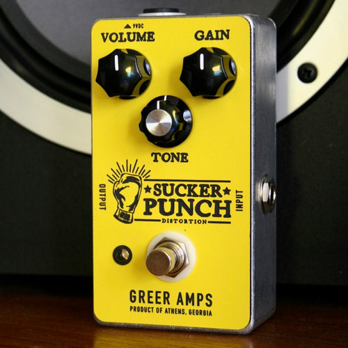 Sucker Punch Distortion