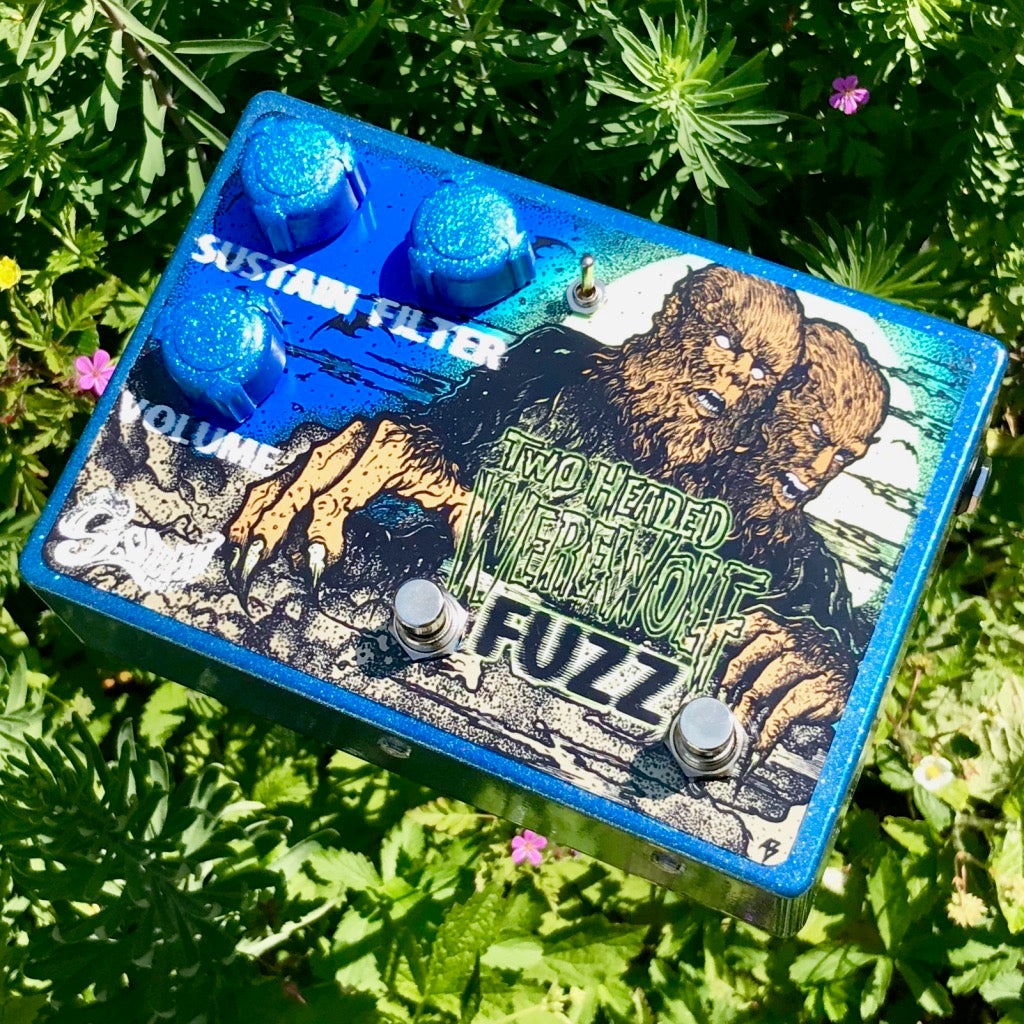 Two Headed Werewolf Fuzz