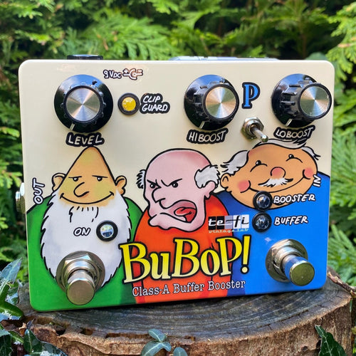 BuBop Buffer, Booster