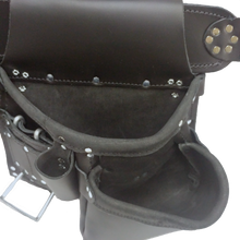 Load image into Gallery viewer, 100% Leather Tool Belt/Apron - 501 Cadillac - Professional Quality