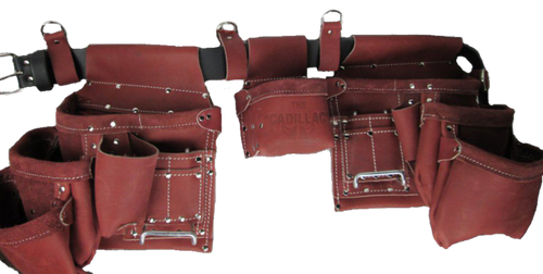 Professional Leather Framing Apron/Belt - 601 Cadillac