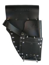 Load image into Gallery viewer, Combination Drill and Hammer Holster - 100% Boot Leather