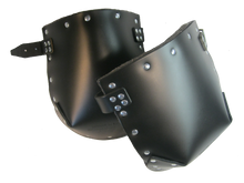 Load image into Gallery viewer, Professional Leather Knee Pads - 100% Leather