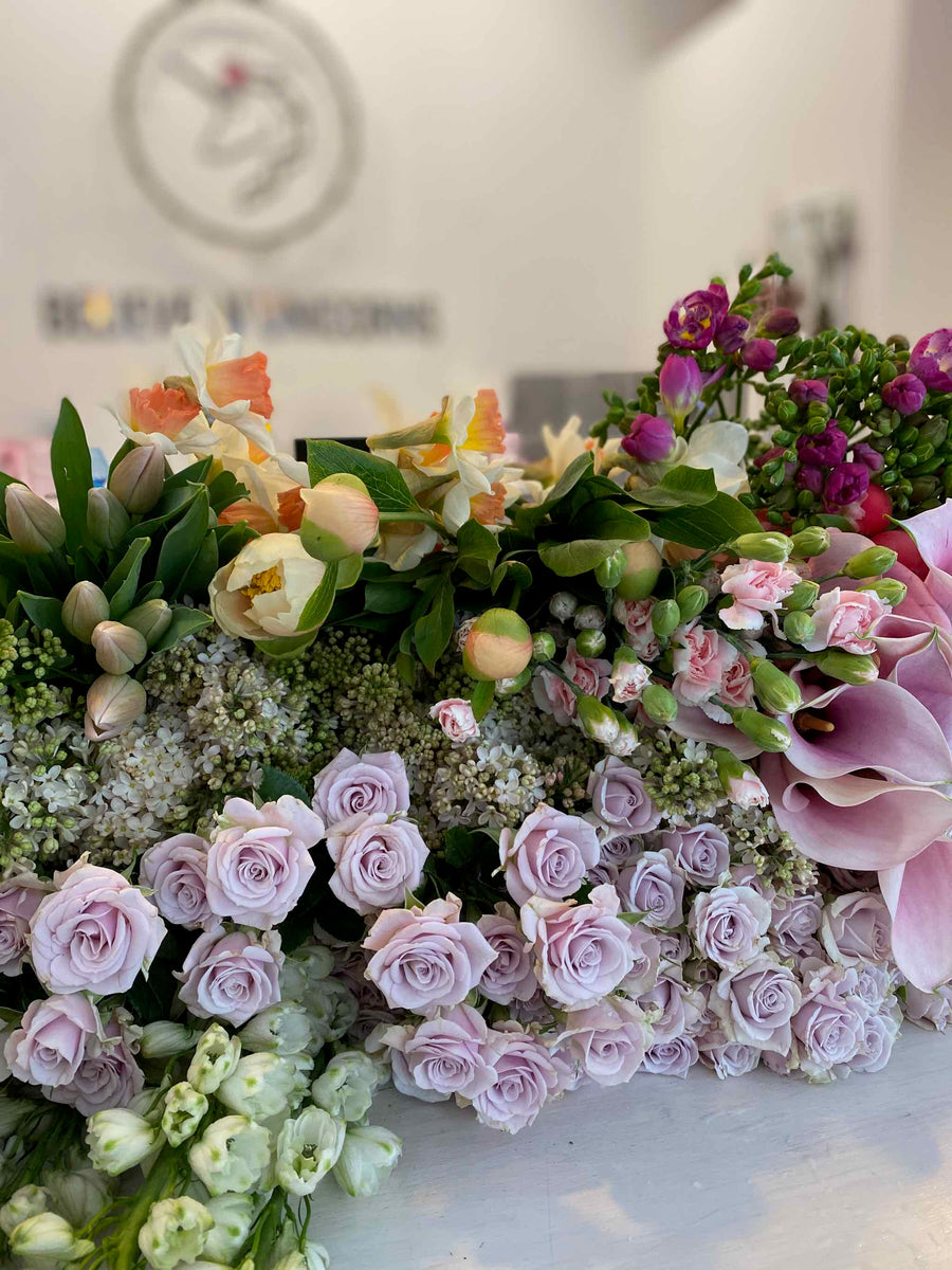 Birthday, Bachelor Party or Ladies Party in the most magical flower shop in Prague