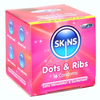 Skins Dots & Ribs Cube 16 Pack