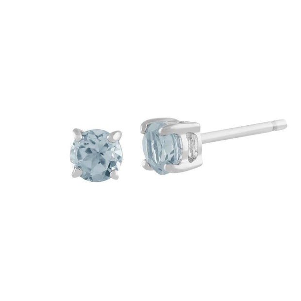 March Birthstone Aquamarine Jewellery Hamper