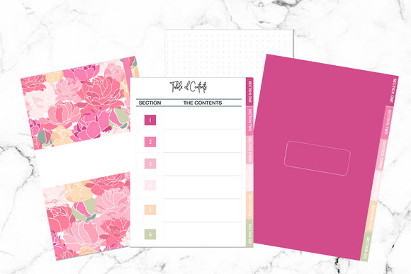 Digital Notebooks, Goodnotes Notebook, tablet planner, digital journal
