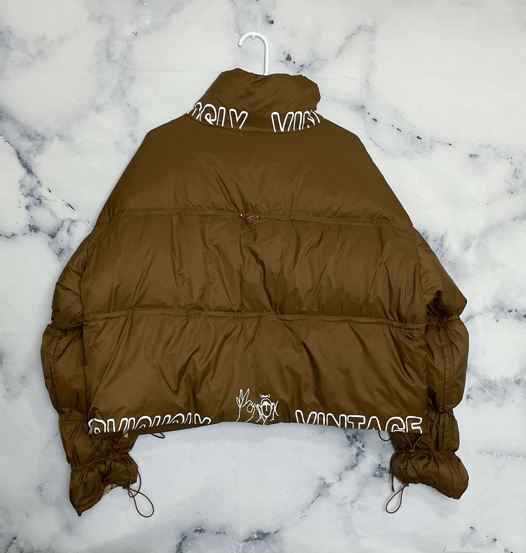 OV  All Over Puffer Jacket