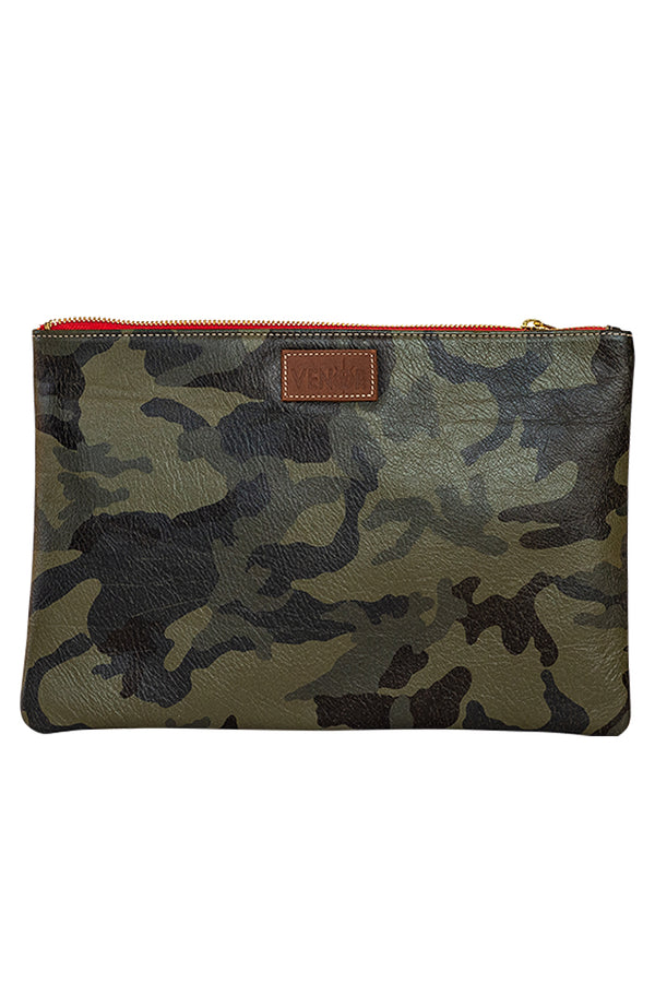 camo clutch - VENOR