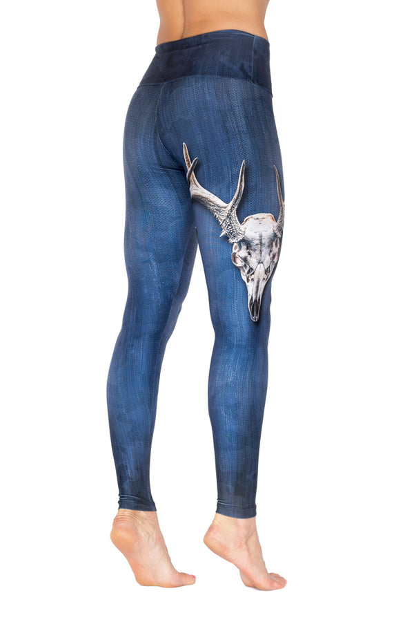 Your-O Buck - Whitetail skull legging - VENOR