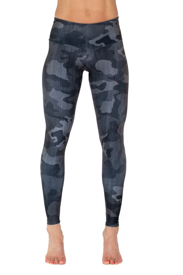 Black Camo legging - VENOR