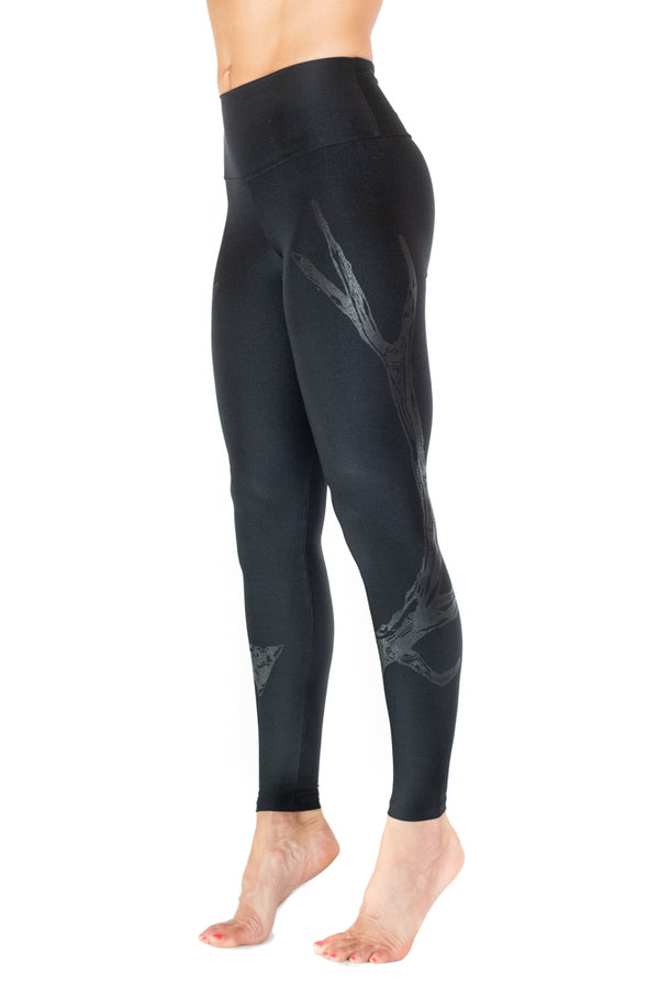 Black Antler legging - VENOR