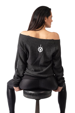 Definition of the Hunt Sweatshirt - Black