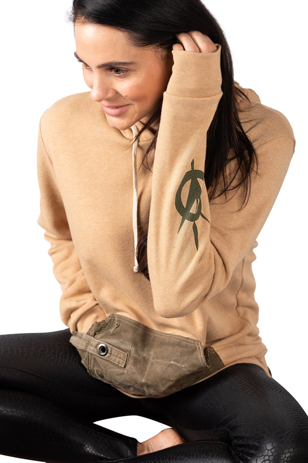 Canvas Tent Hoodie