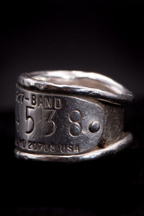 The Band Ring - VENOR