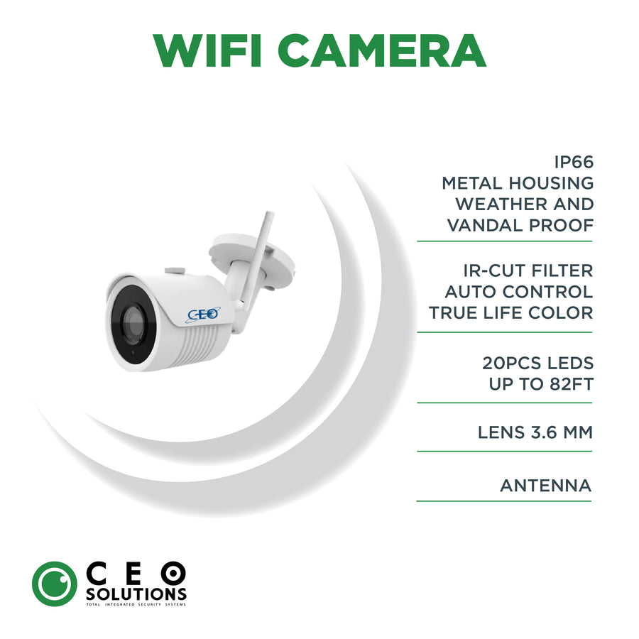 KIT WIFI NVR0404W