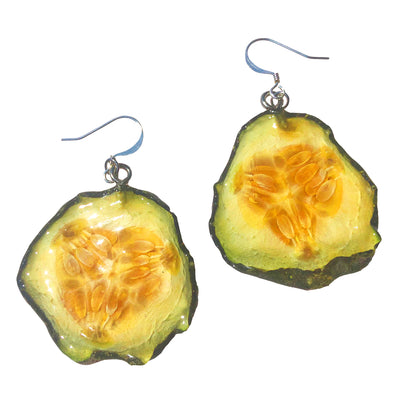 Pickle Earrings Small