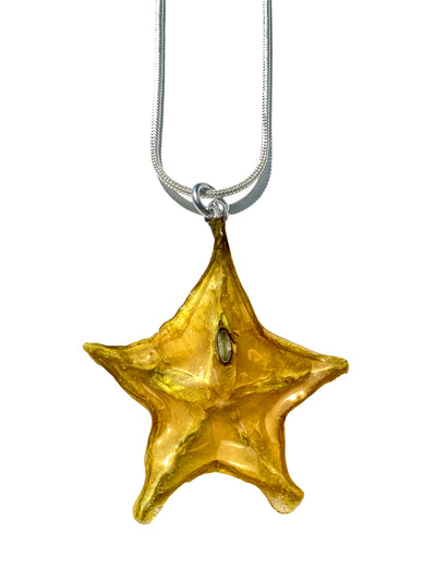 Starfruit Necklace