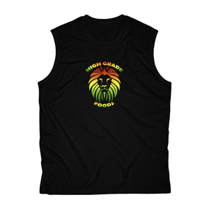 HGF Men's Sleeveless Performance Tee