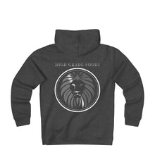 Load image into Gallery viewer, HGF LOOKS GOOD with LOGO Unisex Heavyweight Fleece Hoodie