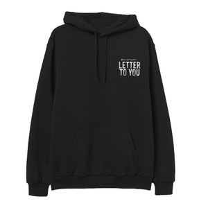 Letter To You Lyric Hoodie