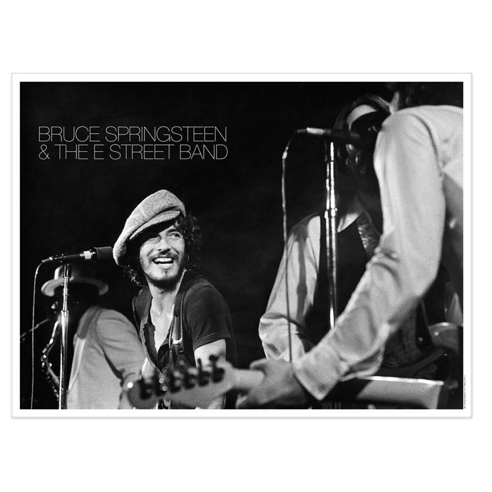 Bruce Springsteen & The E Street Band Live At The Bottom Line In NYC, 1975 (1-500)