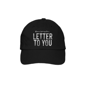 Letter To You Embroidered Logo Hat