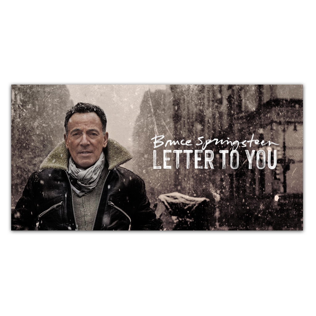 Letter To You Poster