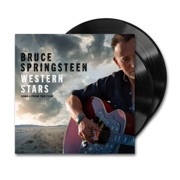 Western Stars Songs From The Film LP