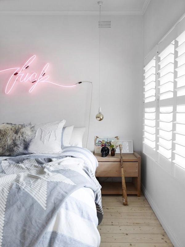 Go Bright With Neon Lights - AphroChic | Modern Soulful Style