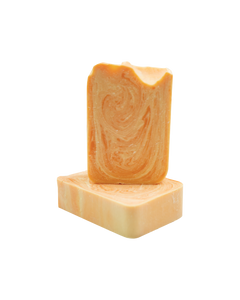 Mandarin Orange Handmade Soap - 4.5oz