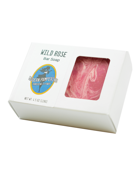 Wild Rose Handmade Soap - 4.5oz