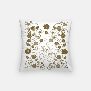 Soli Artisan Throw Pillow
