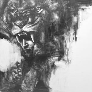 Fine Art Print - The Nemean Lion