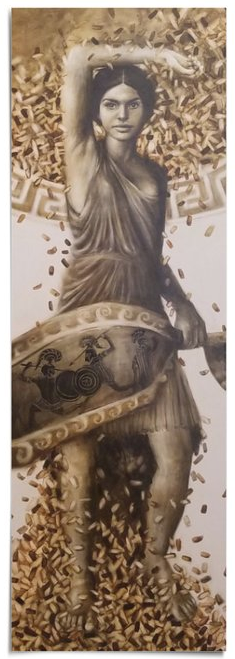 Bookmark - The Girdle of Hippolyta, Queen of the Amazons