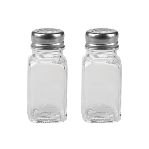 Pepper Salt Glass Container