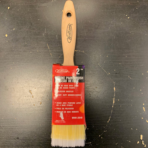Deluxe Paintbrush 2""