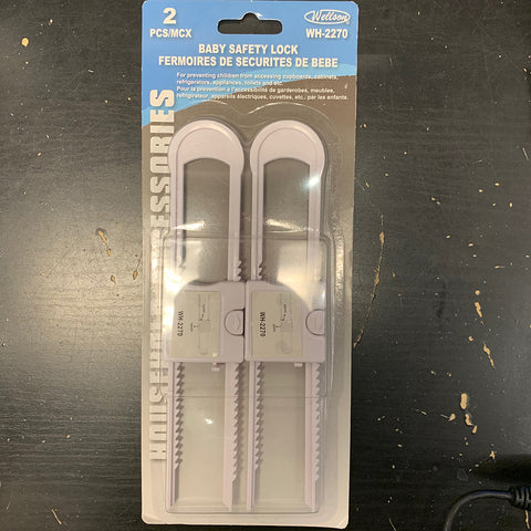 Baby Safety Lock 2PK